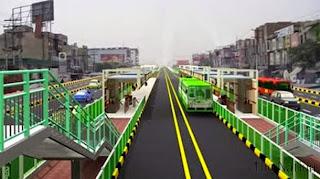 Rawalpindi Metro Bus