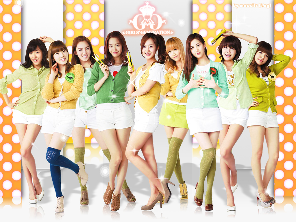 Wallpaper SNSD   Foto Personil Girls Generation   My image
