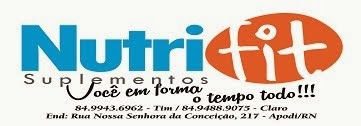 Nutrifit Suplementos (84) 9943-6962