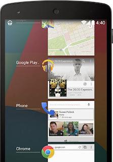 Android Kitkat 4.4 Resmi Diluncurkan | Fitur-fitur Terbaru Android Kitkat
