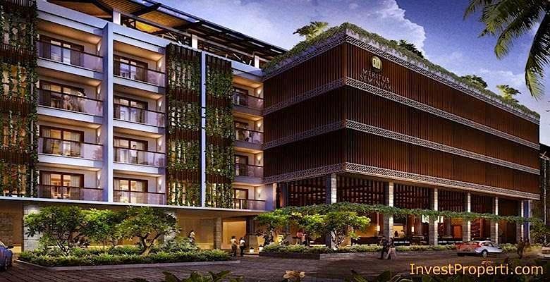 Meritus seminyak condotel bali for W hotel bali interior design