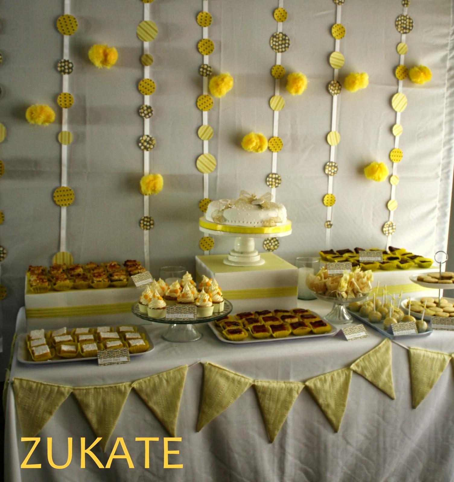 Fiesta de comuni n para tom s zukate - Decoracion fiesta comunion ...