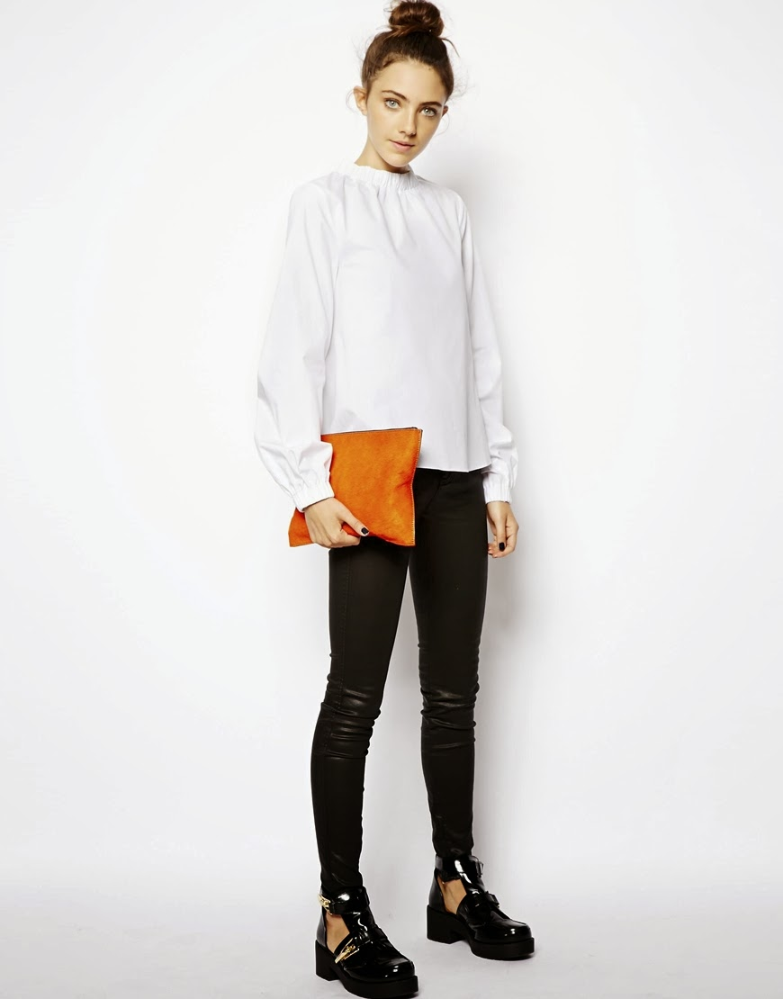 asos white shirt