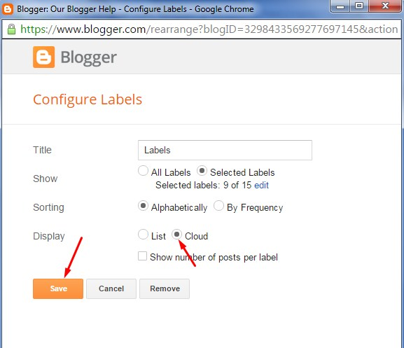 how to change positioning of body in blogger