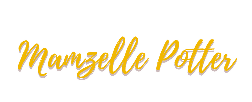 Mamzelle Potter - Blog litteraire & lifestyle