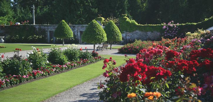 Where do you want to go?: Powerscourt Gardens