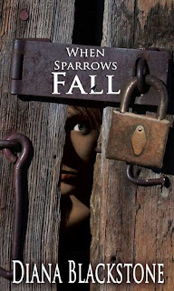 diana blackstone, when sparrows fall, middlegrade book, young adult book, pennyslvania dutch book