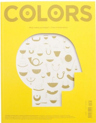 Happiness Issue # 83 by Colors Magazine