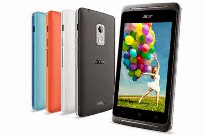 Acer Liquid Z205, Android Murah untuk Pecinta Musik
