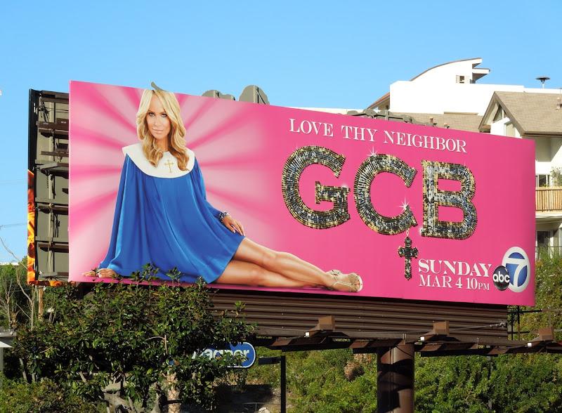 GCB billboard