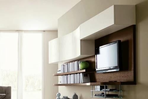 Consigli per la casa e l 39 arredamento idee per nascondere - Porta decoder da parete ...