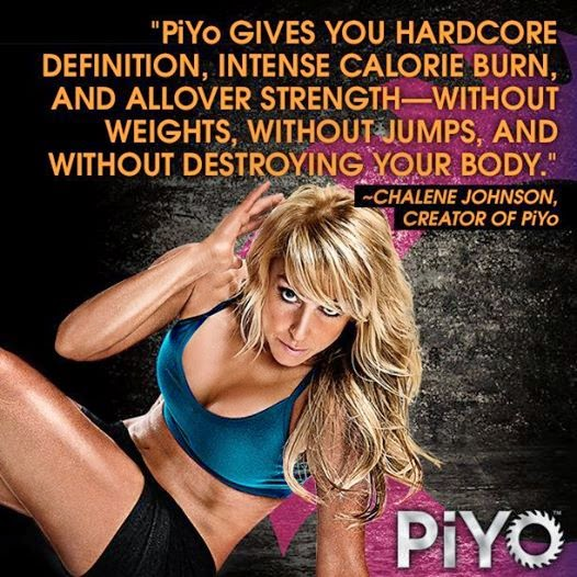 Piyo, Get Piyo Results Fast, Exclusive Piyo test group