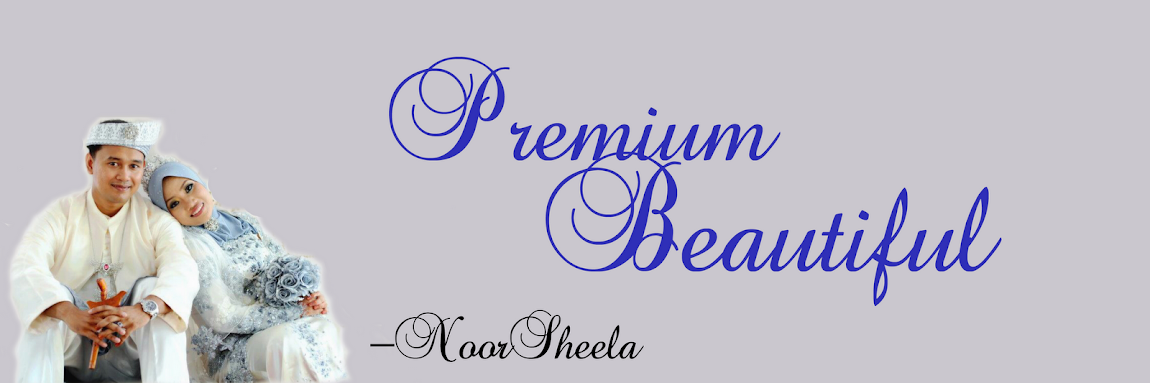 Premium Beautiful by Noorsheela