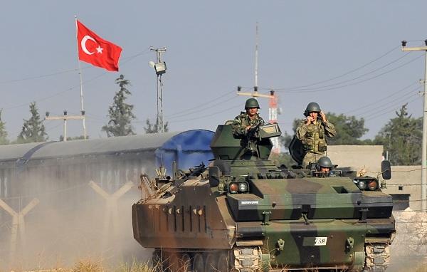 Ερντογάν: «Έδωσα εντολή για προετοιμασία χερσαίας εισβολής στη Συρία» - Επιβεβαιώνει η Μόσχα...
