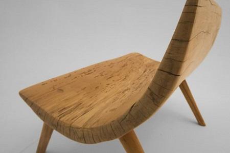 Muebles de madera reciclada dise o for Diseno de muebles con madera reciclada