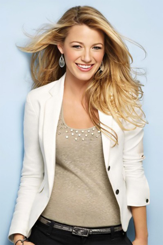 Blake Lively Movie on Her Teen Choice Award Nomination For Choice Movie Breakout Female