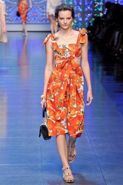 dolce gabbana34 - Dolce&Gabbana Ilkbahar 2012 | Milan Moda Haftas�