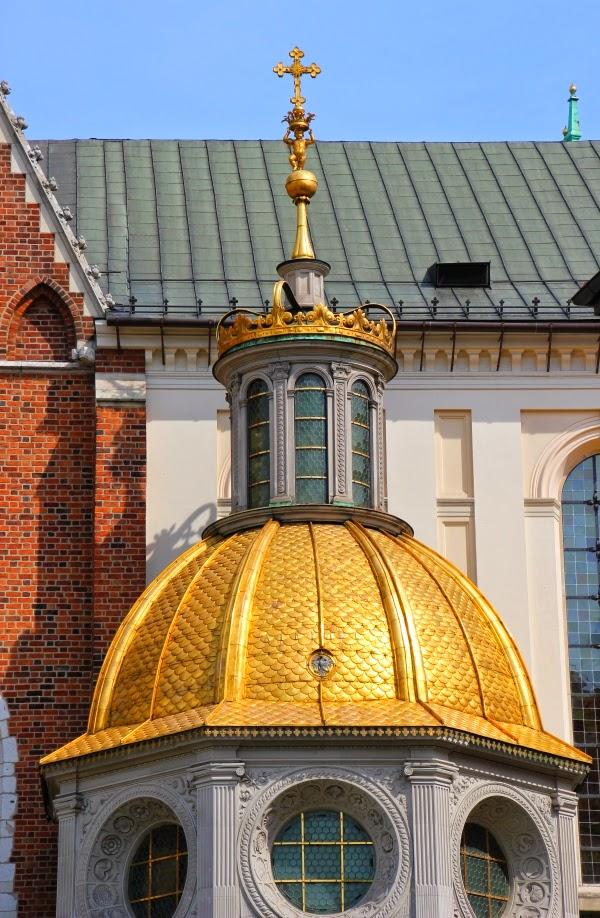 Kraków Kaplica Zygmuntowska