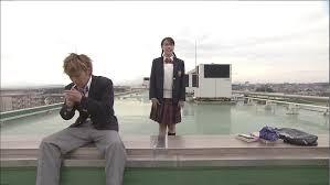 Phim Đầu Gấu Và Mắt Cận -Yankee Kun To Megane Chan