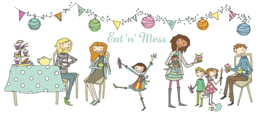 Eat 'n' Mess