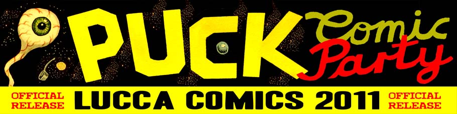 PUCK COMIC PARTY!
