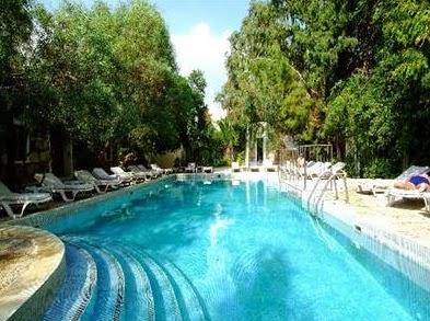 otel-okaliptus-bodrum-bitez-açık-yüzme-havuzu