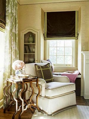 Eye for design decorating with nesting tables for Reading table design