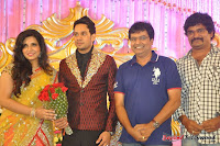Celebraties at Actor Bharat n Jessy Wedding Reception Photos+%252853%2529 Actor Bharath n Jessy Wedding Photos