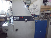 Mesin cetak offset ryobi 510
