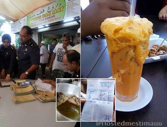 Kedai makan popular di Kelantan diserbu KPDNKK operasi GST