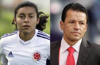 Ricardo Rozo es acusado de persecusión a Yoreli Rincón