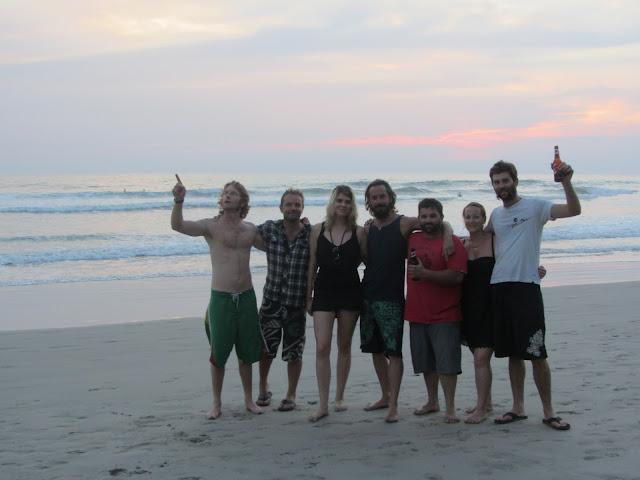 Doing The Skinny Bit – Nicaragua to Panama