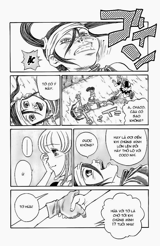 Vua Trên Biển – Coco Full Ahead chap 217 Trang 15 - Mangak.info