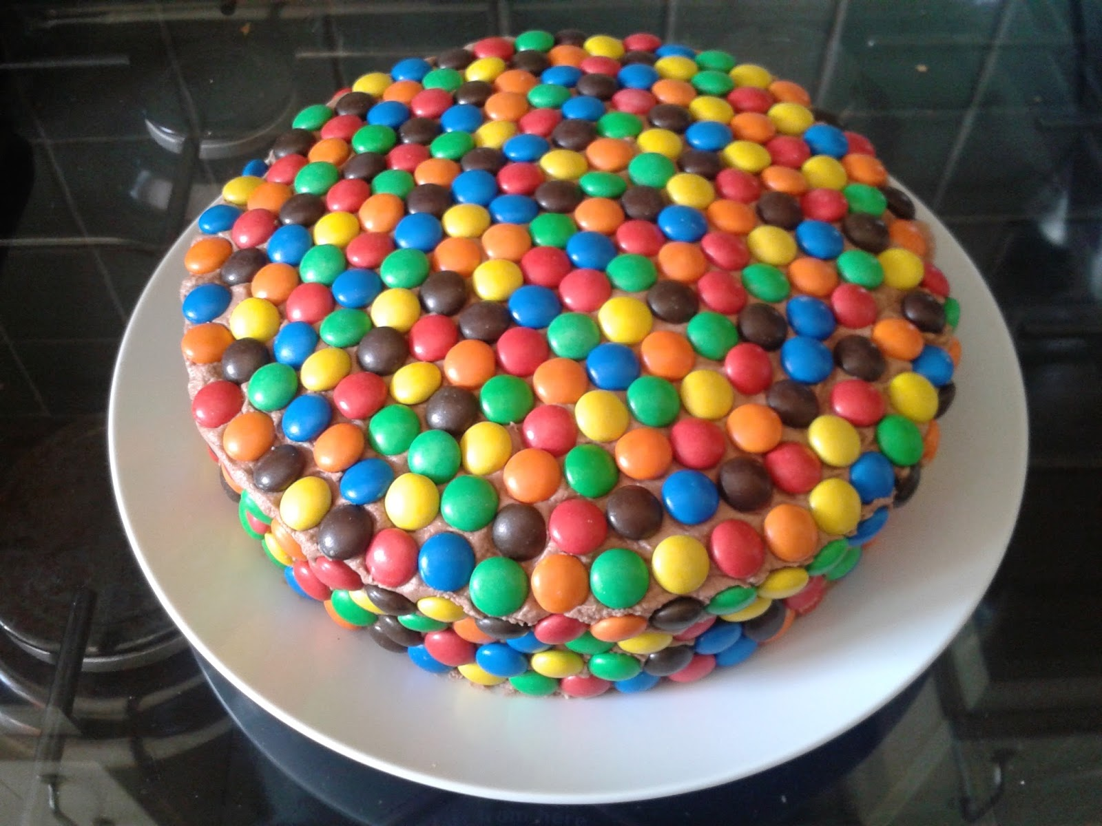 theoriginalbakebakegirl Monday Tada MM birthday cake