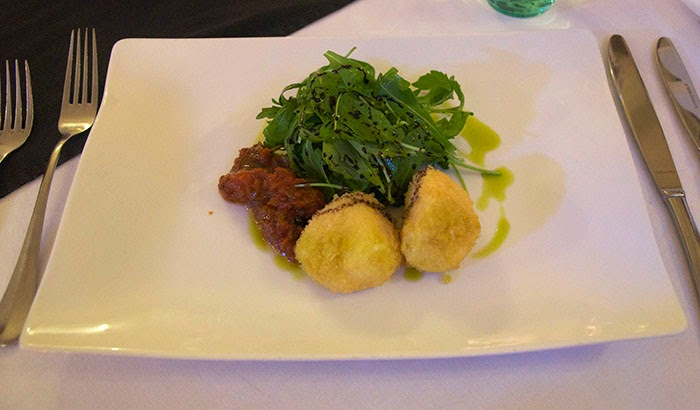 Stanwell House Lymington Restaurant Bistro Review