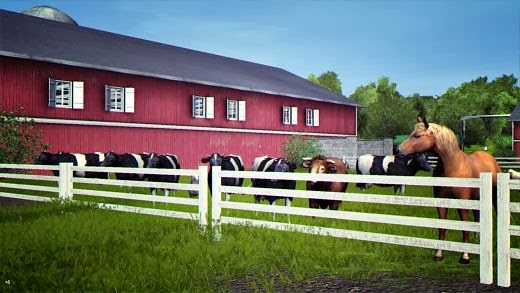agricultural simulator 2014