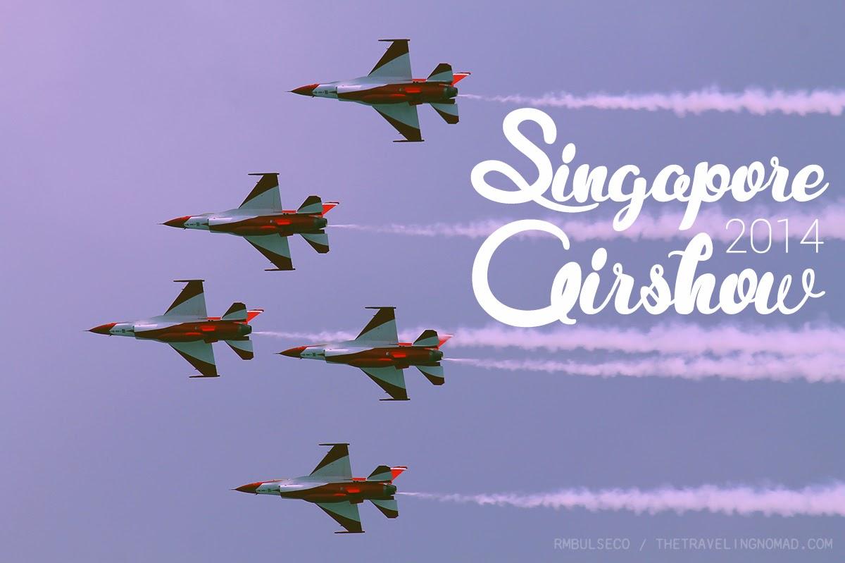 Singapore Airshow 2014