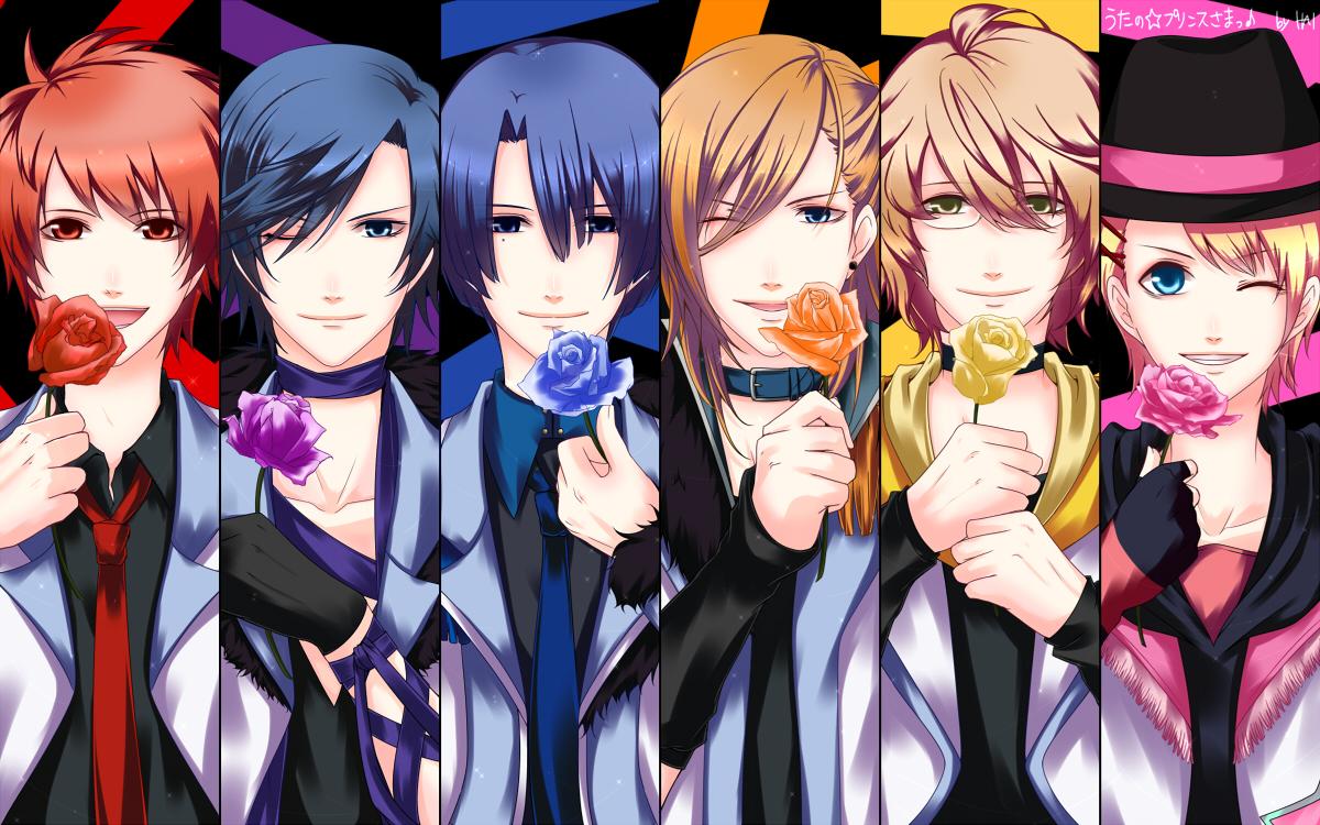 1 2 Prince Anime Characters : Otaku pandah