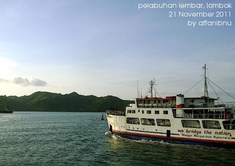 Lembar Harbour