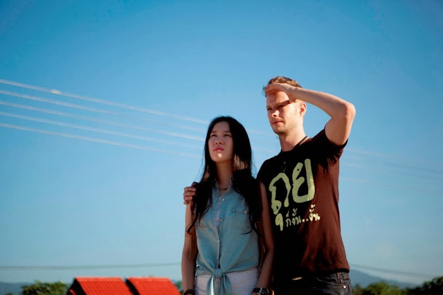 The Journey malaysia movie still - Ben Andrew Pfeiffer and Joanna Yew Hong Im