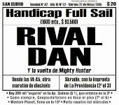 Todo A Ganador - 22/5 -San Isidro - Handicap Full Sail - RIVAL DAN impone respeto