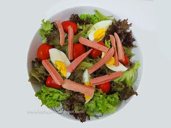 Cara Membuat Salad Buah Yoghurt untuk Diet, Sehat dan Enak