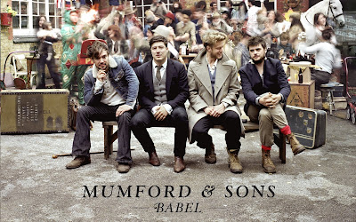 Mumford and Sons Wallpaper Babel