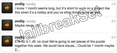 jailbreak for iOS 5.1