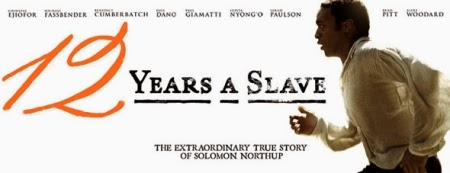 12 YEARS A SLAVE nominated for 9 Academy Awards including Best Adapted Screenplay