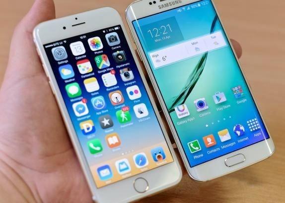 O iPhone 6s Plus, ficou no topo da lista levando a medalha de ouro no quesito velocidade