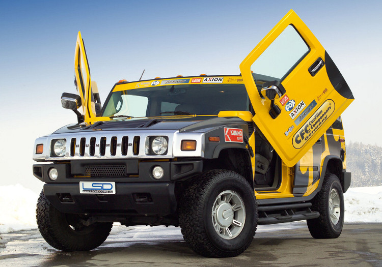 Hummer car modifications  cartestimony