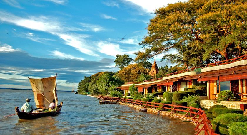 Myanmar Bagan Bagan Thande Hotel