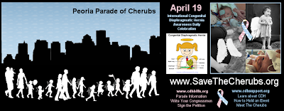 Peoria Parade of CHERUBS