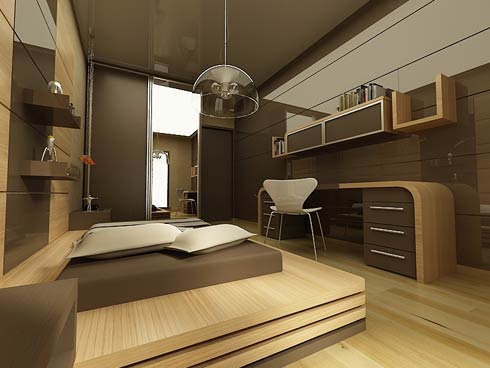 Interior Design Ideas Minimalist Apartment